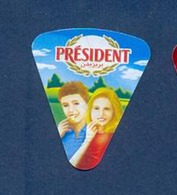 EGYPT - Label Of PRESIDENT - Fromage