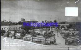 109227 MEXICO CIUDAD DEL CARMEN CAMPECHE VISTA DEL JARDIN POSTAL POSTCARD - Mexique