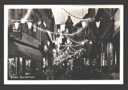 Breda - Karrestraat - Fotokaart - 1953 - Breda