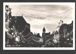 Breda - Gr Markt - Fotokaart - 1953 - Breda