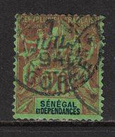 Senegal - Yvert 14 Oblitéré GOREE - Scott#44 - Senegal (1887-1944)
