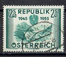 Österreich 1955 // Mi. 1016 O - 1945-.... 2nd Republic