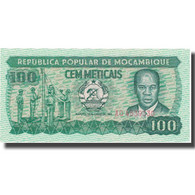 Billet, Mozambique, 100 Meticais, 1983, 1983-06-16, KM:130b, SPL - Mozambique