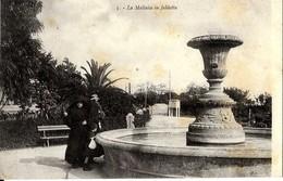 MALTE  -    LA MALTAISE EN    FALDETTA - Malte