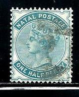 Natal      Set     SC# 64   Used   SCV$ 40.00 - Grande-Bretagne (ex-colonies & Protectorats)
