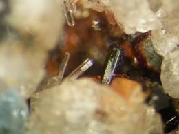 * APATITE Xls, In Den Dellen, Mendig, Laacher See, Vulkaneifel, BRD * - Minéraux