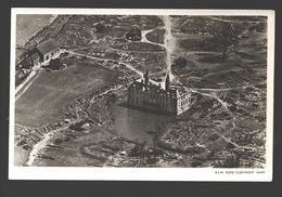 Walcheren - Slot Ter Haage - 1950 - KLM - Luchtfoto - Nederland