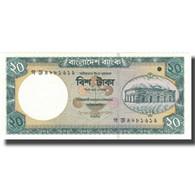 Billet, Bangladesh, 20 Taka, 2004, 2004, KM:40c, NEUF - Bangladesh