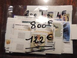 FACIALE TIMBRE DE FRANCE  EN PARFAIT ETAT COMME NEUFS POUR AFFRANCHIR OU POUR COLLECTION 800 F OU 122€ - Other