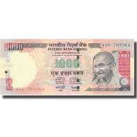 Billet, Inde, 1000 Rupees, Undated (2000), KM:94d, SPL+ - Inde