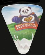 EGYPT - Cheese Label Of SUPER PANDA - Fromage