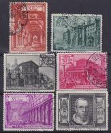 VATICANO 1949 Basiliche 6v, Usati - Vatican