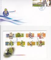 Portugal-FDC- Desporto - FDC