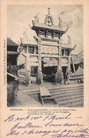 CPA HANYANG - Porte Monumentale Au Bord Du Fleuve Bleu - China