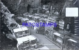 109225 MEXICO TEOTIHUAGAN LA GRUTA RESTAURANT INTERIOR POSTAL POSTCARD - Mexique