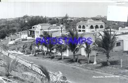 109231 MEXICO MOCAMBO VERACRUZ VISTA PARCIAL POSTAL POSTCARD - Mexique