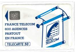 600 Agences - Te 39b 520 - 12 - France