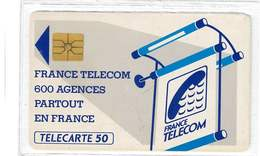 600 Agences - Te 51 686.4 - 11 - France