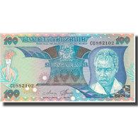 Billet, Tanzania, 100 Shilingi, Undated (1985), KM:11, NEUF - Tanzanie