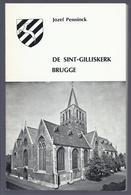 1983 DE SINT-GILLISKERK BRUGGE - JOZEF PENNINCK - Geschichte
