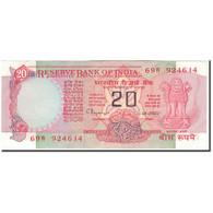 Billet, Inde, 20 Rupees, KM:82i, SUP - Inde