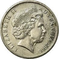 Monnaie, Australie, Elizabeth II, 5 Cents, 2003, Melbourne, TTB, Copper-nickel - Victoria