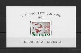 LOTE 1875  ///  (C015)  LIBERIA 1961 HB **MNH    ¡¡¡¡LIQUIDATION !!!! - Liberia