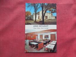 Dutch Cooking  Akron Restaurant Akron - Pennsylvania  Ref 3233 - Etats-Unis