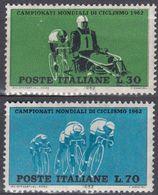 ITALIA - 1962 - Lotto Di 2 Valori Nuovi MNH: Yvert 868/869, Come Da Immagine. - 1961-70:  Nuevos