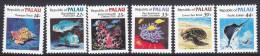 PALAU, 1983 SEALIFE DEFINS 6 MNH - Palau