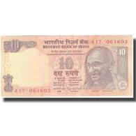 Billet, Inde, 10 Rupees, 2015, 2015, SUP+ - Inde