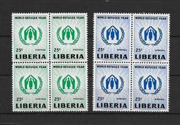 LOTE 1875  ///  (C015)  LIBERIA 1960 - YVERT Nº  366 + PA 120  **MNH    ¡¡¡¡LIQUIDATION !!!! - Liberia