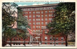 Rhode Island Providence Y M C A Building 1933 - Providence