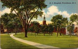 Rhode Island Providence Rhode Island Hospital 1951 - Providence