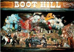 New Mexico Sandia Park Tinkertown Museum Boot Hill - Etats-Unis