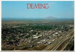 New Mexico Deming Aerial View - Etats-Unis