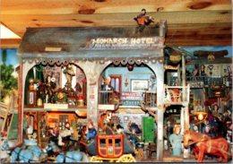 New Mexico Sandia Park Tinkertown Museum Monarch Hotel - Etats-Unis