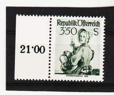 FOX636 ÖSTERREICH 1951 Michl 923 ** Postfrisch SIEHE ABBILDUNG - 1945-.... 2. Republik
