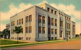 New Mexico Clovis Curry County Court House Curteich - Etats-Unis