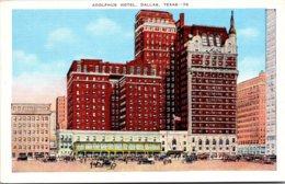 Texas Dallas The Adolphus Hotel - Dallas