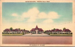 Texas Wichita Falls Motor Inn Hotel - Etats-Unis