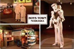 Nebraska Boys Town Hall Of History - Etats-Unis