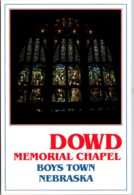 Nebraska Boys Town Dowd Memorial Chapel - Etats-Unis