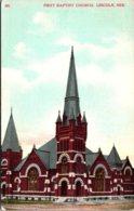 Nebraska Lincoln First Baptist Church - Lincoln