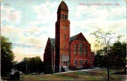 Nebraska Lincoln First Methodist Episcopal Church - Lincoln