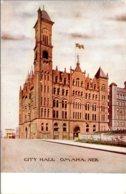 Nebraska Omaha City Hall - Omaha