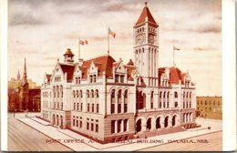 Nebraska Omaha Post Office And Federal Building - Omaha