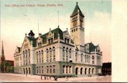 Nebraska Omaha Post Office And Custom House - Omaha