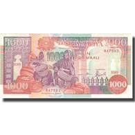 Billet, Somalie, 1000 Shilin = 1000 Shillings, 1990, 1990, KM:37a, NEUF - Somalie