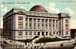 Nebraska Omaha New County Court House - Omaha